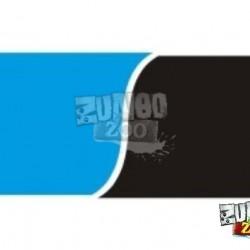 ZunboZoo háttér poszter kék-fekete
